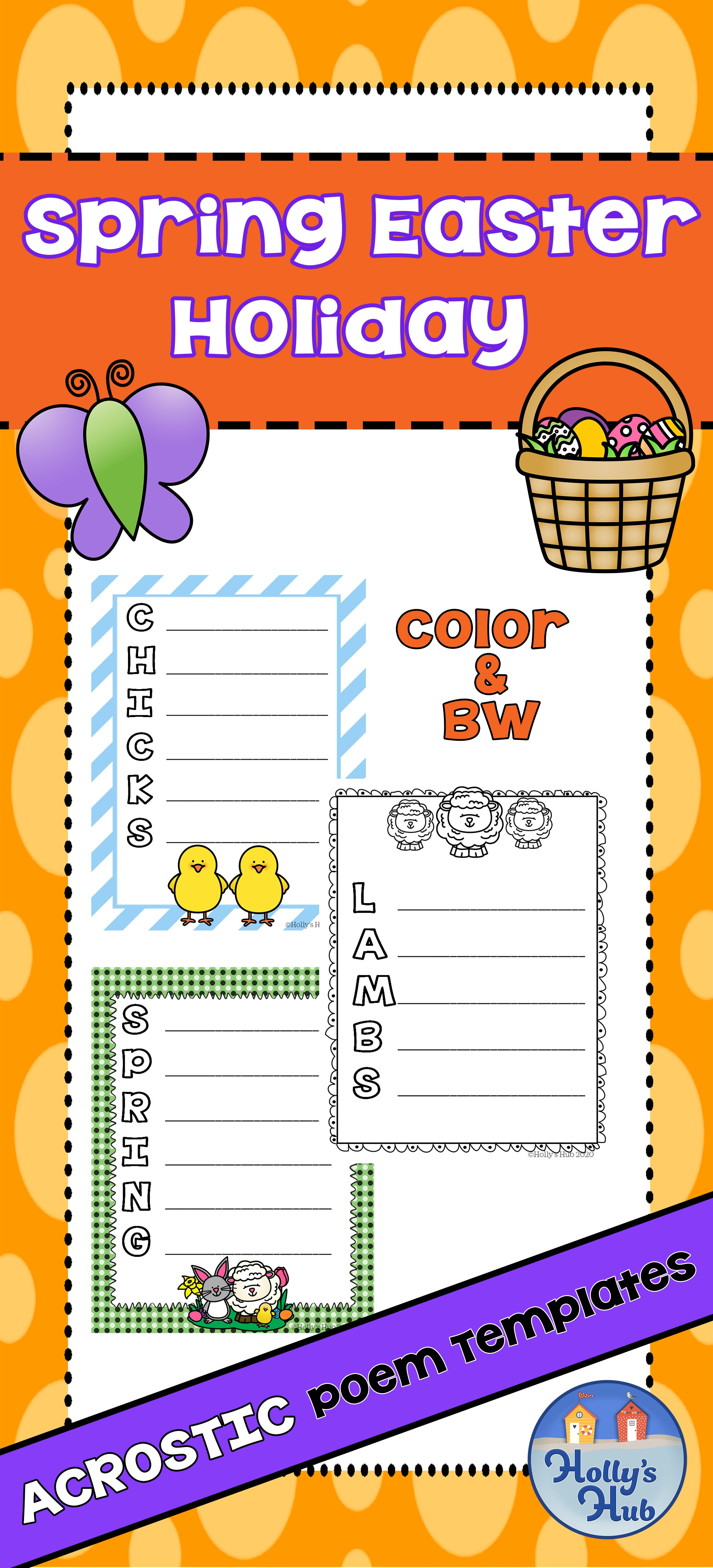 Pin On Elementary Acrostic Poetry