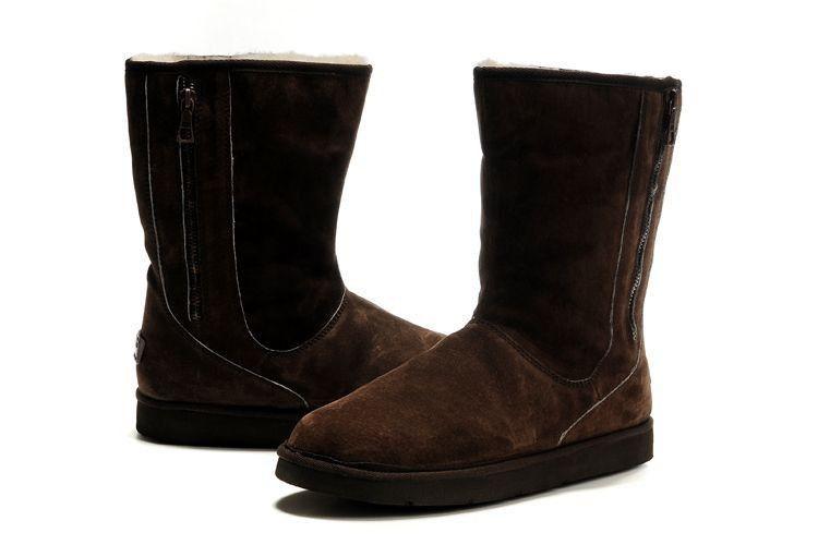 82a3daa70f5 ugg mayfaire boots 5116 in chocolate www.sheepskinsnowboots4u.com ...