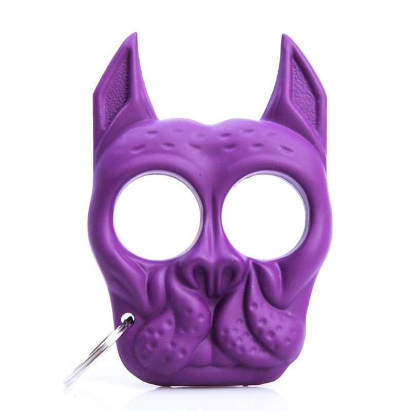 The Brutus Bulldog Self Defense Keychain Self Defense Keychain Self Defense Cat Self Defense Keychain