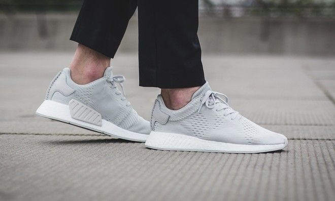 Wings+Horns x Adidas NMD R2   WAVE