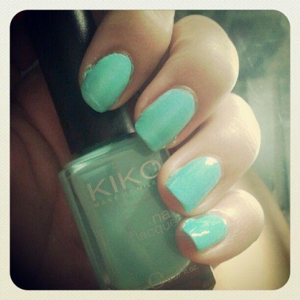 Mis esmaltes de uñas favoritos del verano. Kiko Cosmetics http://www ...