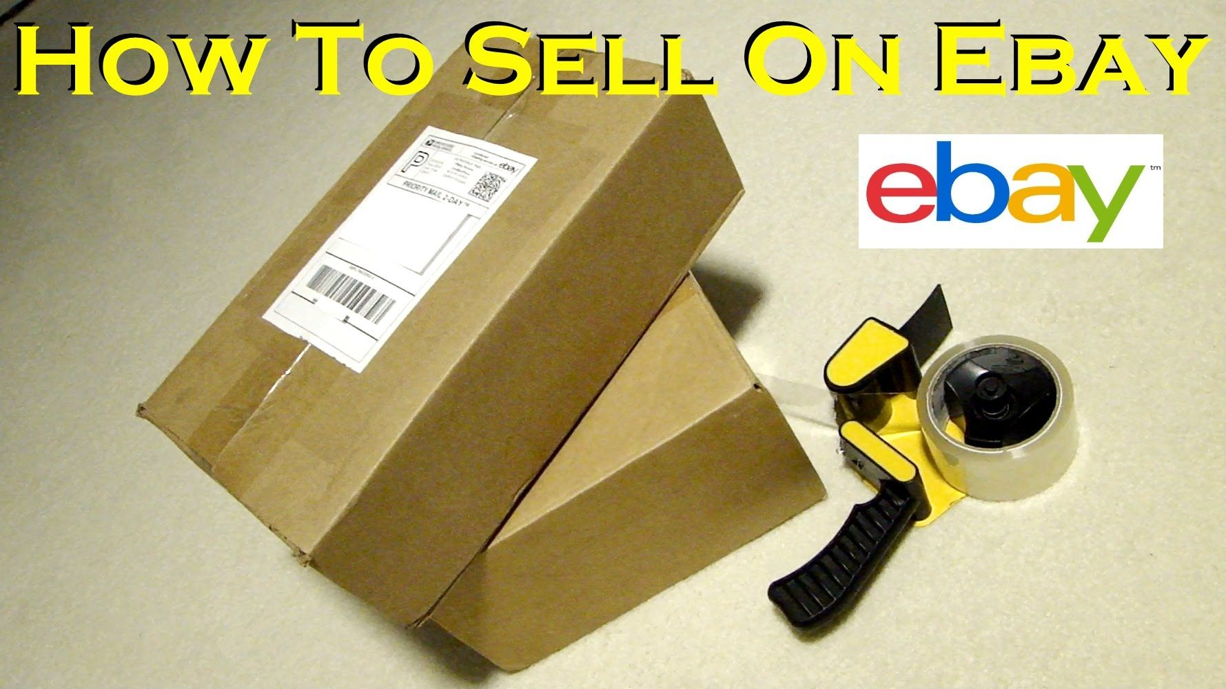 How To Sell On Ebay Complete Guide Youtube Selling On Ebay Things To Sell Ebay Hacks