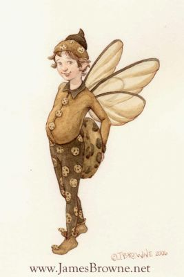 Cookie Household Fairy© James Browne