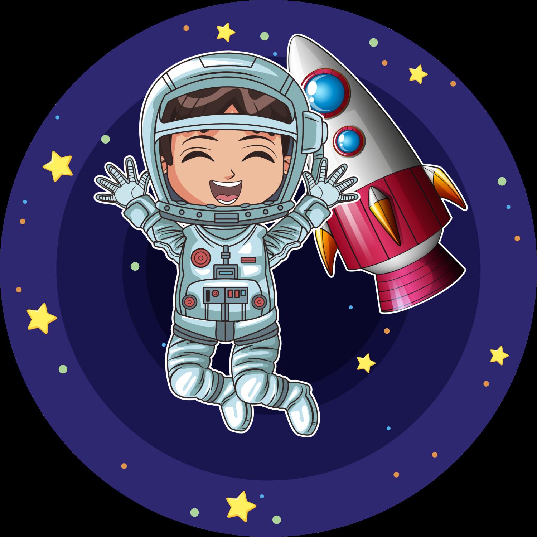 Космонавтика детям картинки