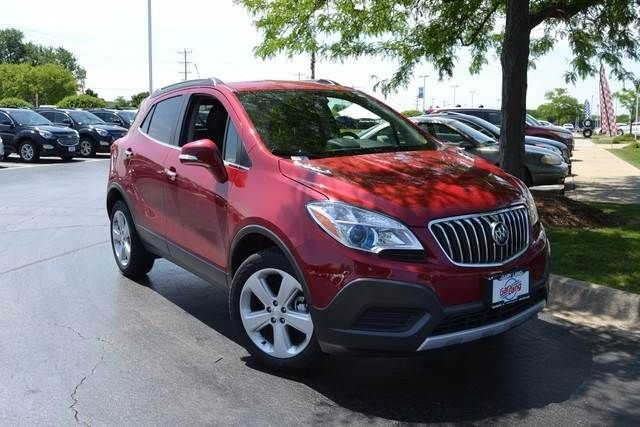 2016 Buick Encore For Sale At Gary Lang Buick In Mchenry Il New