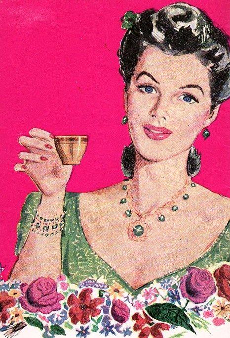 Mudwerks Vintage Illustration Vintage Art Pop Art