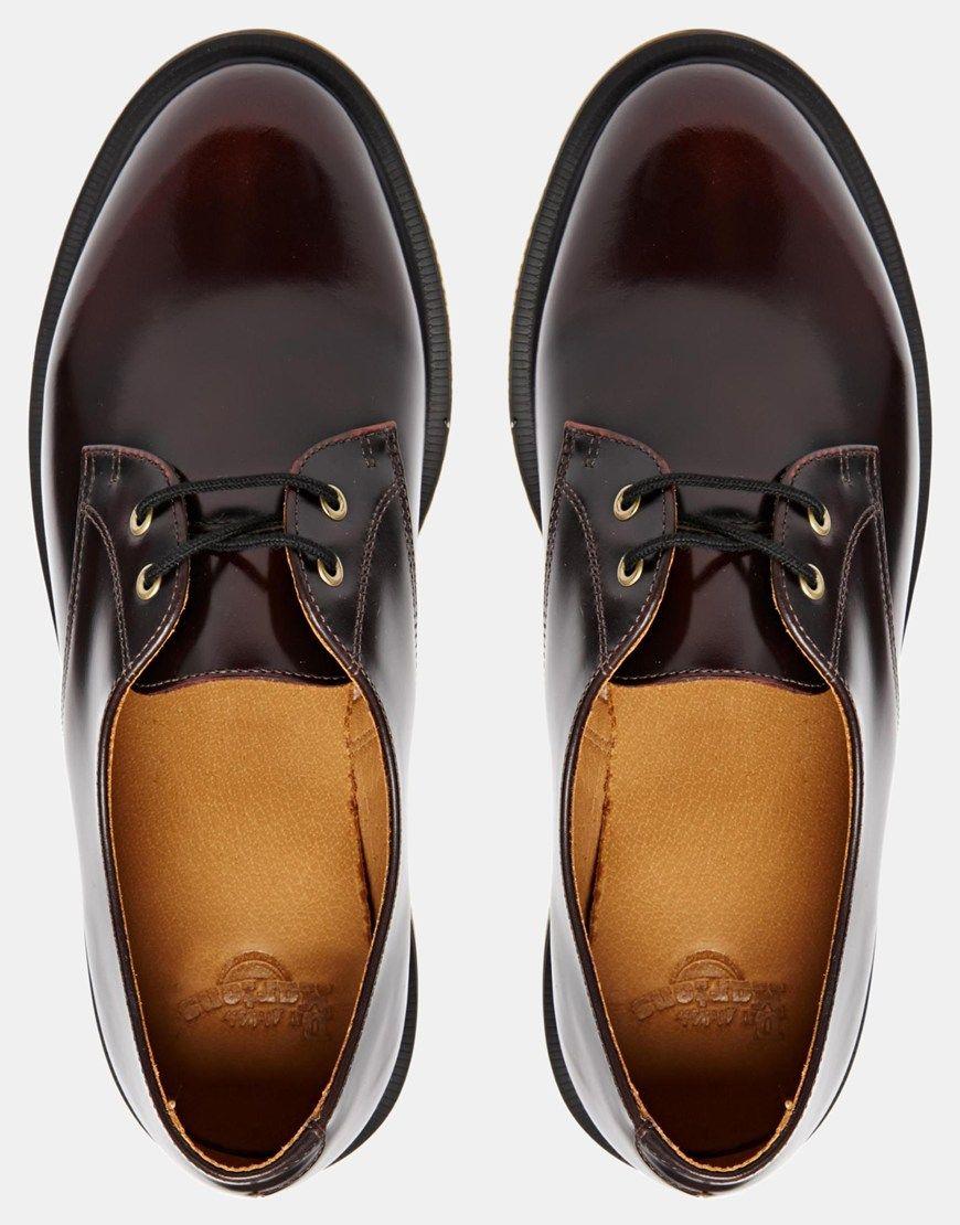 Image 3 of Dr Martens Kensington Brook 2-Eye Flat Shoes