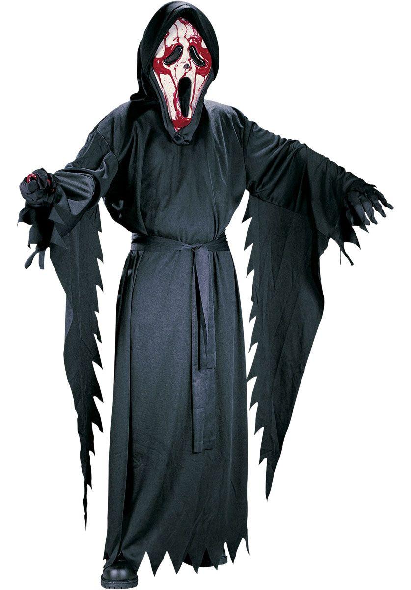 Bleeding Scream Costume - Child - Child Halloween Costumes at ...
