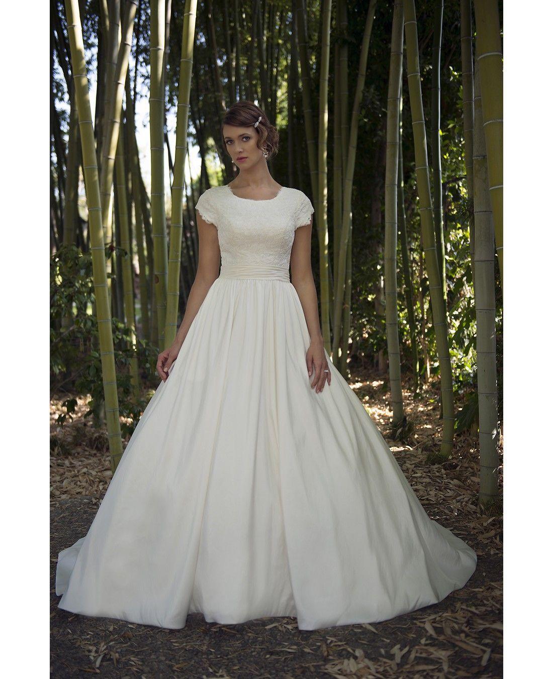 Tb7707 Modest wedding dresses, Wedding dresses, Modest