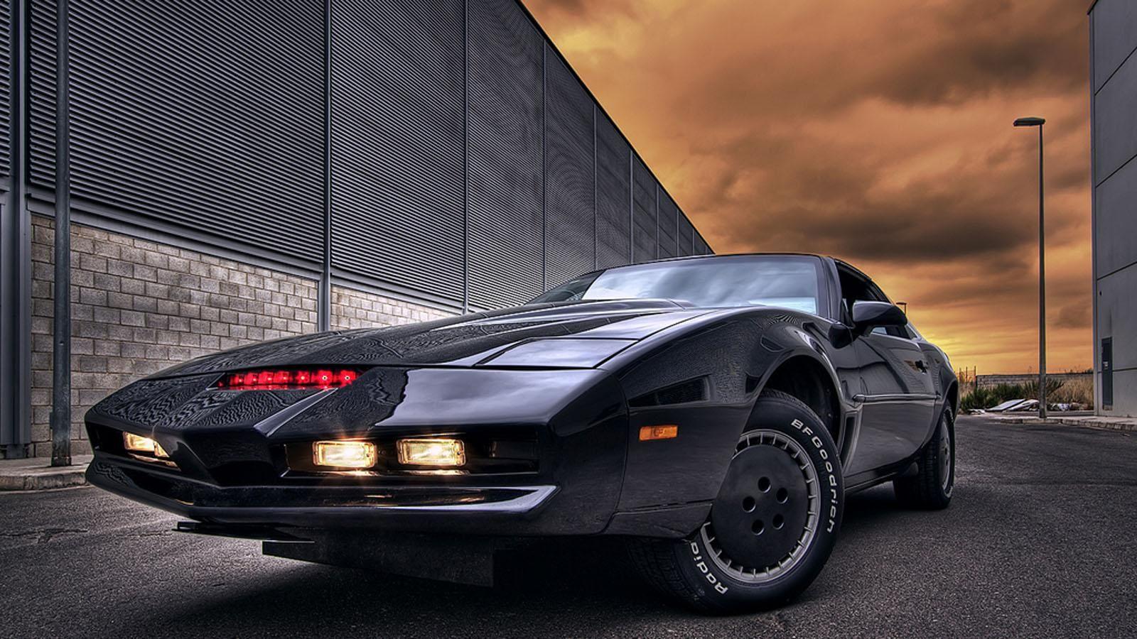 El Auto Fantástico U201d Regresará A Través De Una Serie Digital Knight Rider Rider Knight