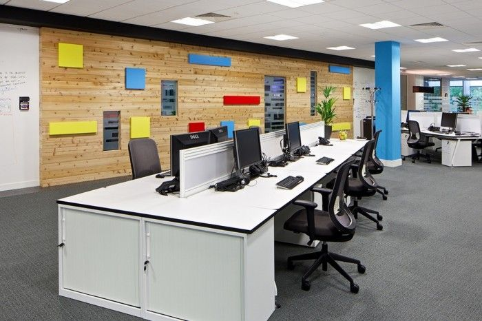 Office Tour Inside Jive Software S Uk Headquarters Interior