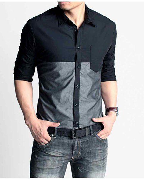 f49b922d Boys Dresses Shirt exclusive Summer wear design 2015 (4) | Men's ...