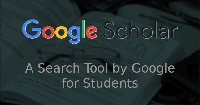 Thank You for Being Here...   Google scholar, Scholar ...