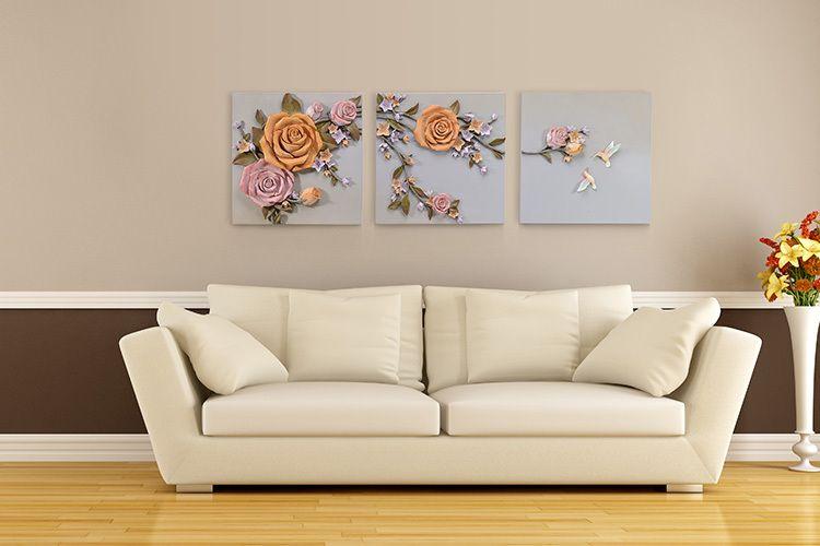 Wholesale interior decoration items decoration interior paintings