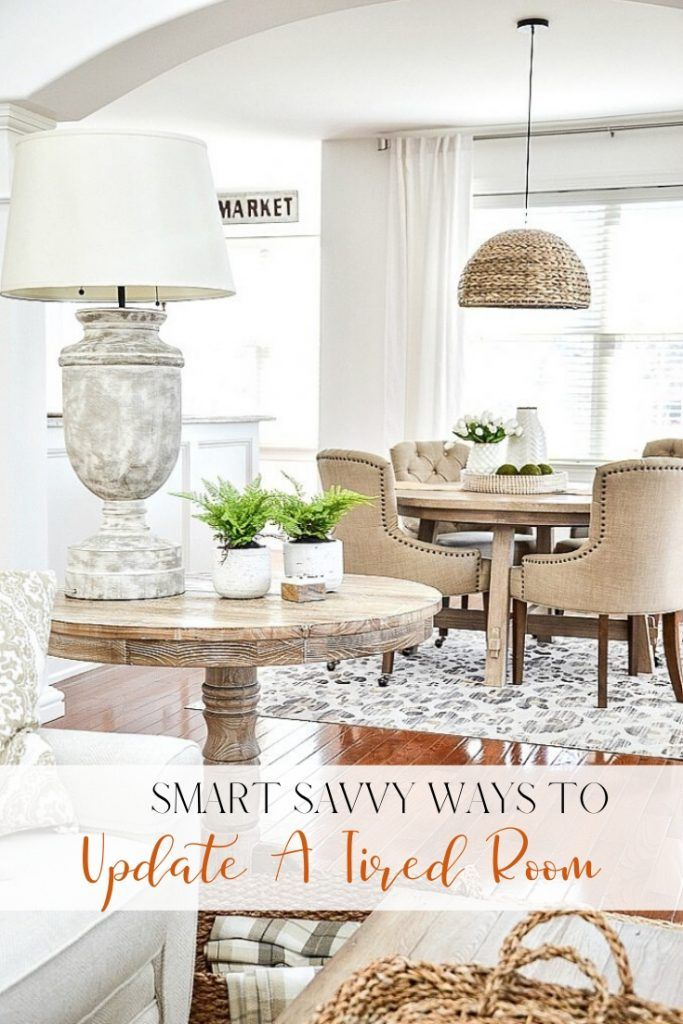 DOES A ROOM IN YOUR HOME NEED UPDATING and you don't know where to begin? I have some savvy tips to guide you to freshen up and update a room without gutting it or buying all new furniture! #stonegable #stonegableblog #homedecor #homedecorating #homedecorideas #updatingdecor #roommakeover #roommakeoverideas #roommakeoveronabudget #easydecoratingideas