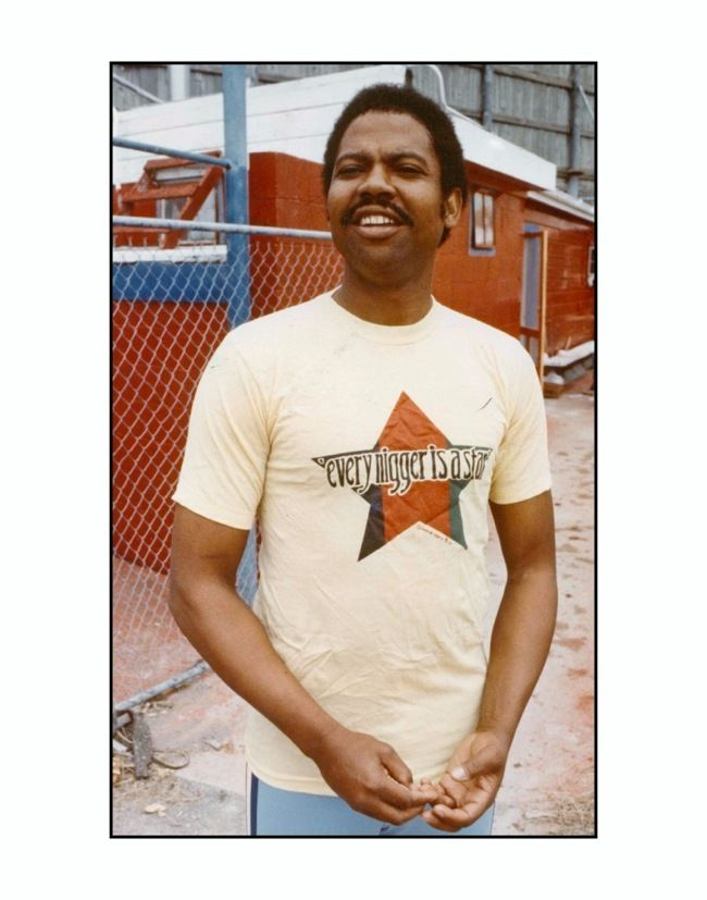 Every nigger is a star | Ladies and gentlemen, Dock Ellis.