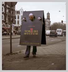Torture Museum Amsterdam.