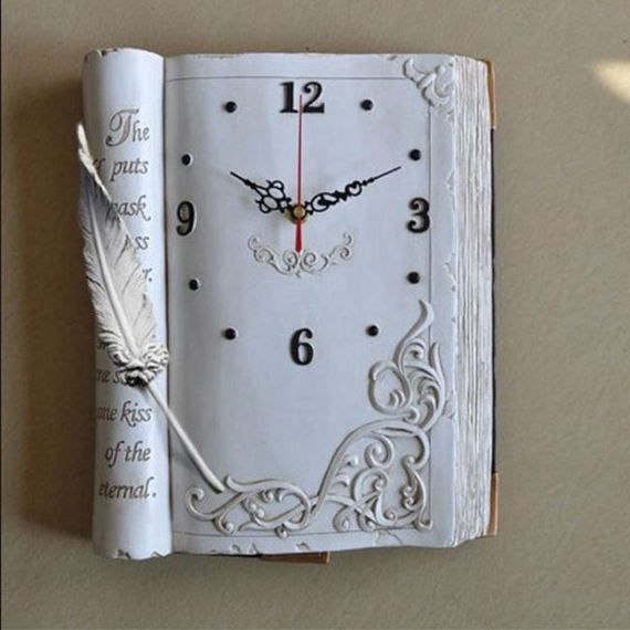 12 Most Unique Clocks For Your Lovely Room Unusual