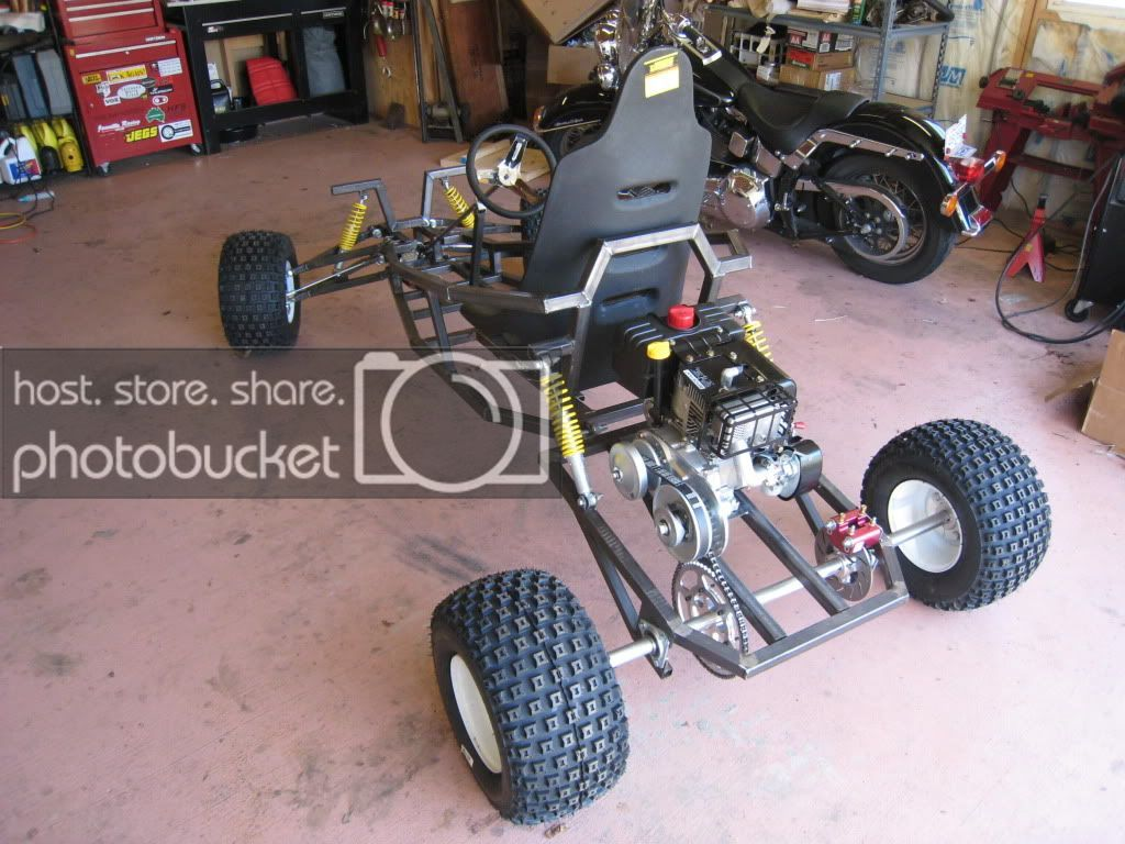 Kart Cross Buggy Build Arachnid Build In Nola Page 5 Diy Go Kart Forum Carta