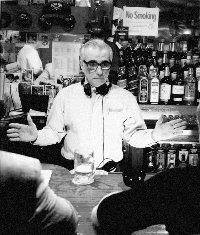 The Departed Martin Scorsese: Martin Scorsese