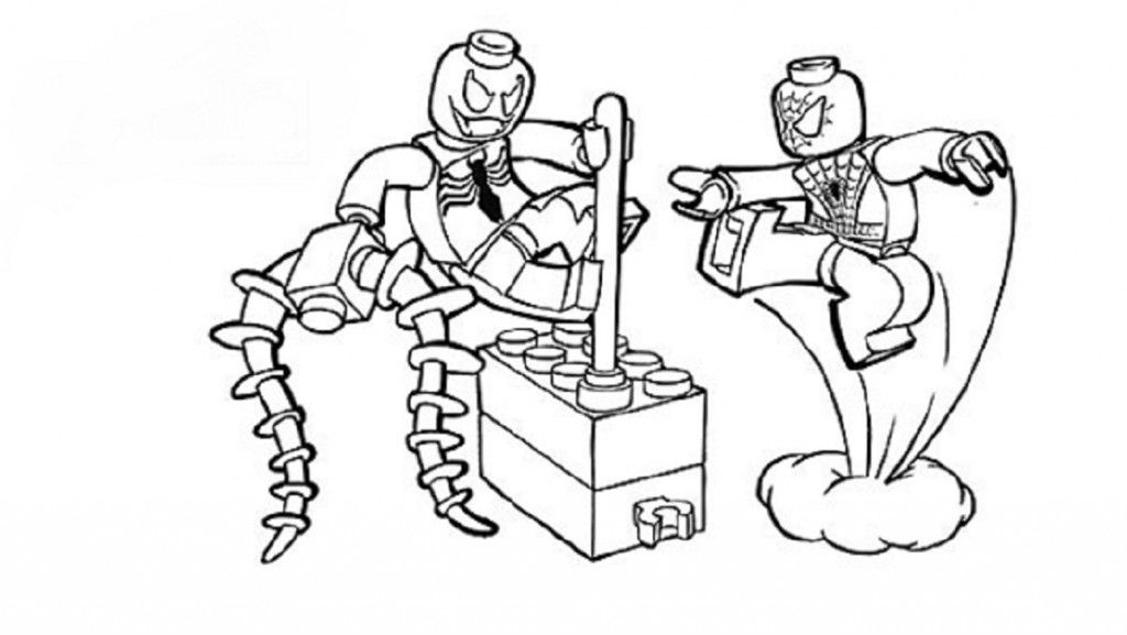Lego Spiderman Coloring Pages Spiderman Coloring Lego Movie Coloring Pages Lego Coloring Pages