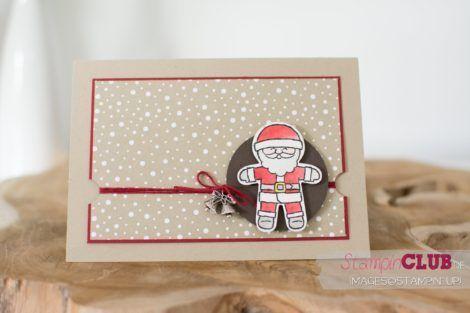 Ausgestochen Weihnachtlich – Nikolaus