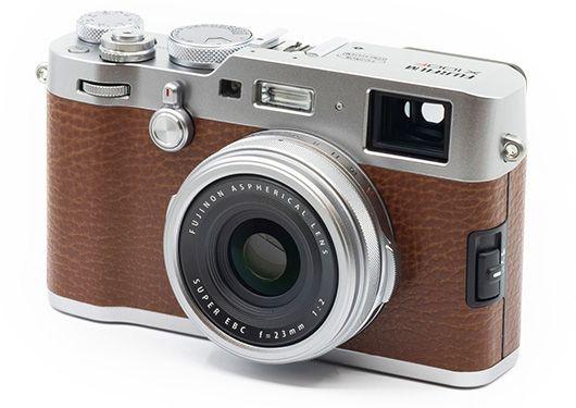 Fujifilm X100F brown camera officially announced in South Korea