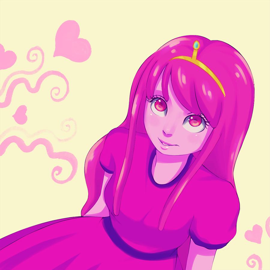 Картинки принцессы бубольгум