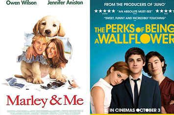 23 Movies That Will Overwhelm All Your Emotions Girly Movies Marley And Me Movies