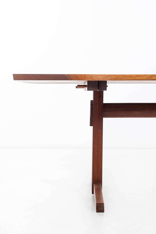 George Nakashima Trestle Table Trestle Table Trestle Dining