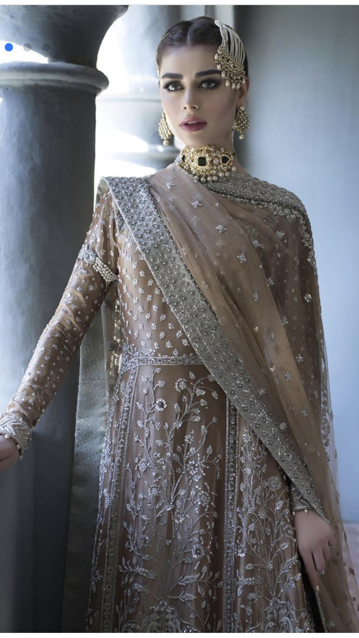 Pakistani couture Pakistani bridal dresses, Bridal dresses
