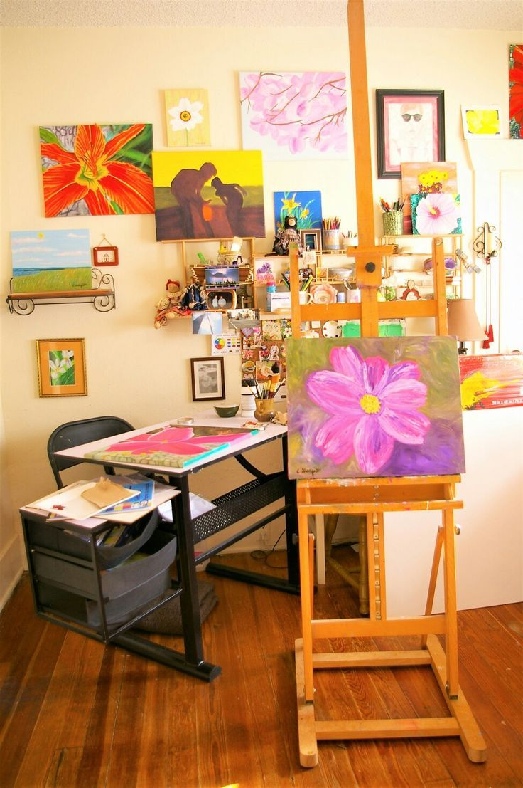 A cool and tidy studionothing like mine scheduled