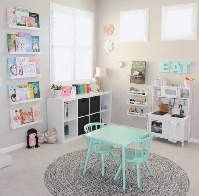 Modern Lighting Ideas Living Rooms To Brighten Up Your Home Pastel Playroom Playroom Storage Playroom