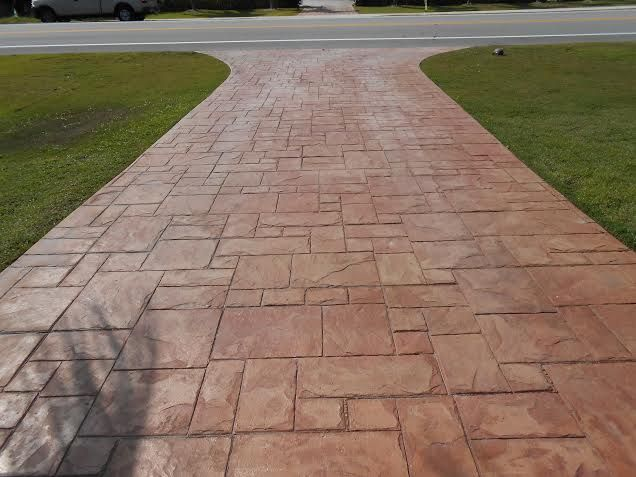 Brevard County Stamped Concrete Stamped Concrete Palm Bay Concrete
