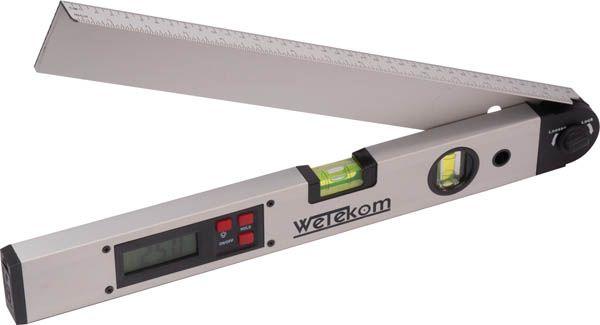 Wasserwaage 40 Cm Mit Digitaler Winkelfunktion Power Electronic Products Packing