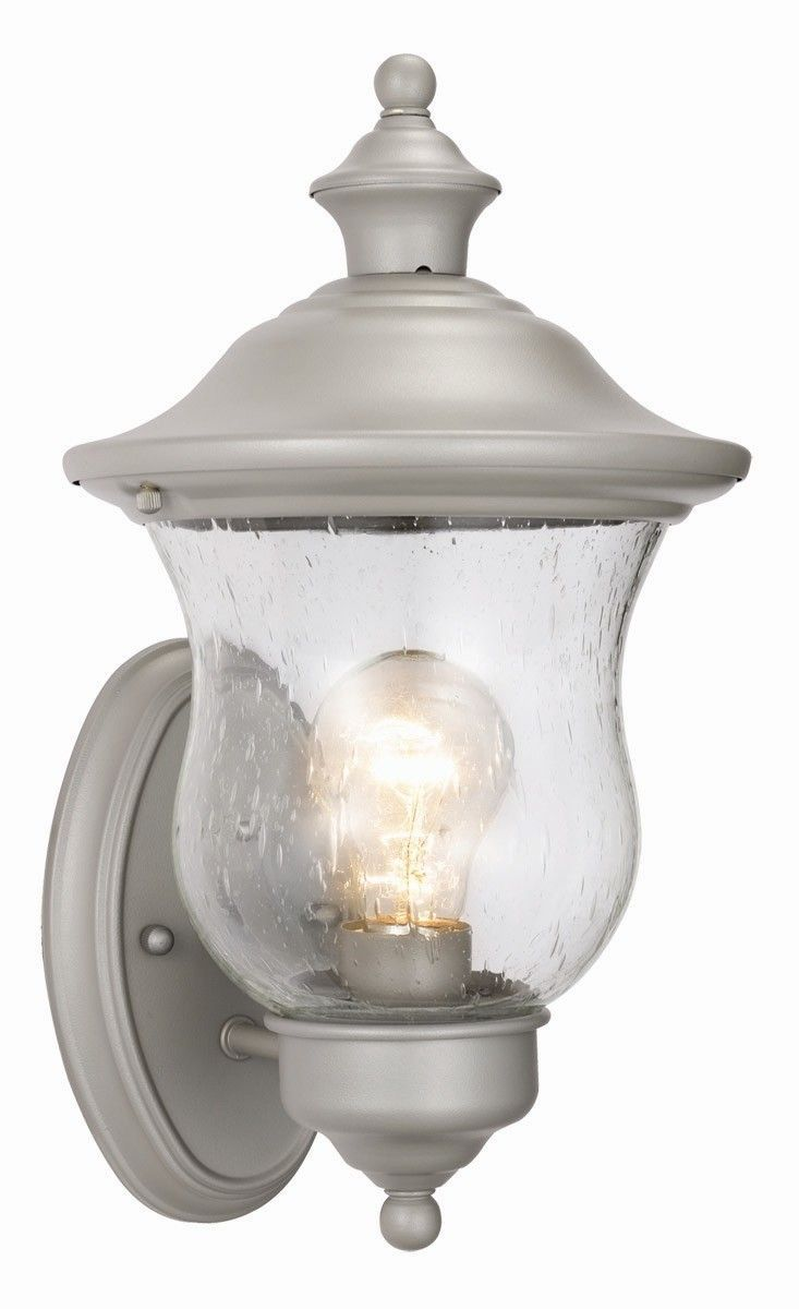 Highland 1 Light Outdoor Sconce Outdoor Sconces Outdoor