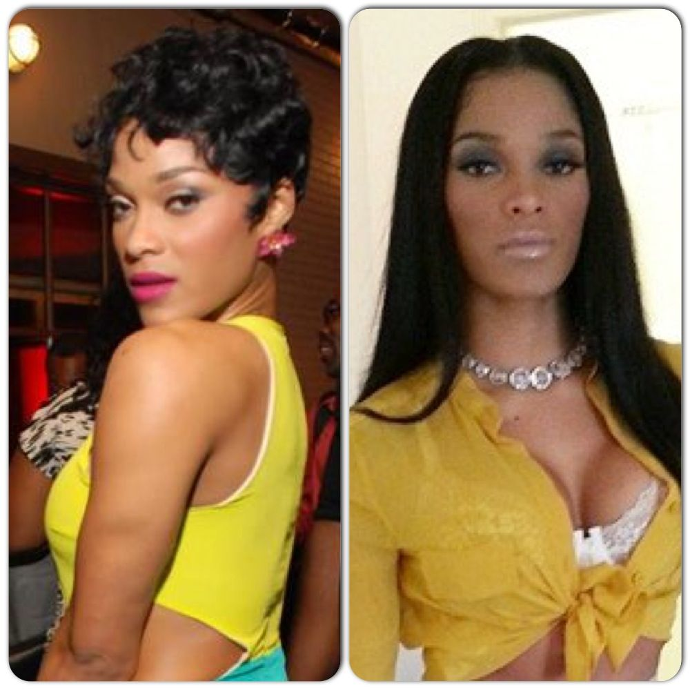 wigs and weaves are protective styles. which suits joseline