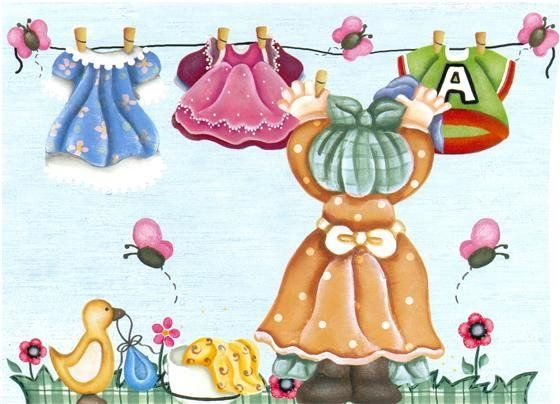 Clipart Images, Ideas Para, Baby Images, Laundry Room, Decorative Painting,  Blades For Decoupage, Screen Painting, Tissue, Colors