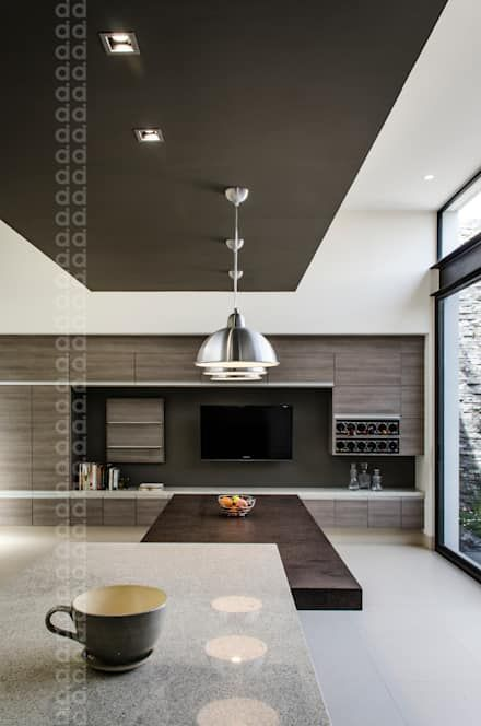 Interioare Case Moderne.Cocinas Ideas Disenos E Imagenes Bucătărie Interioare