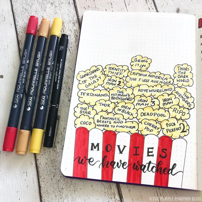 Setting Up Your First Bullet Journal: Organise Your Life!