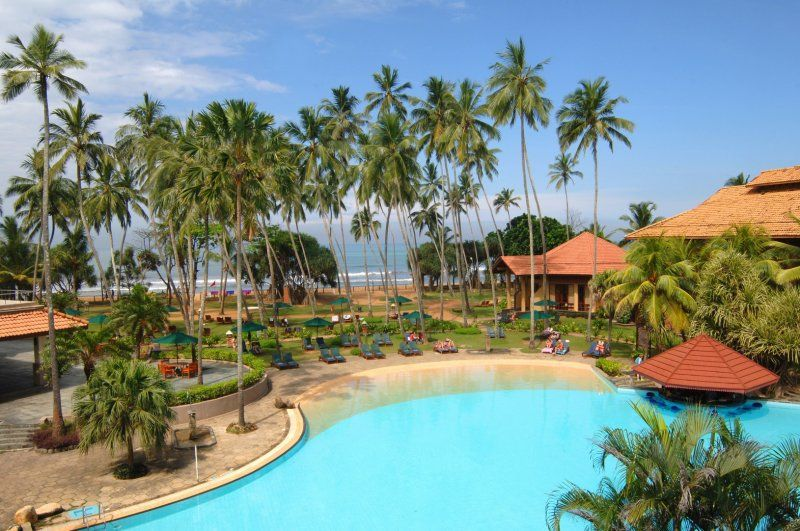 Royal Palms Beach Hotel In Kalutara Srilanka Is A Beachresort W Rates
