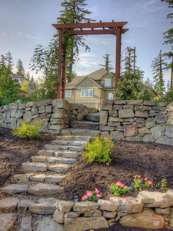 Portland landscaping outdoor living traditional landscape portland paradise restored landscaping exterior