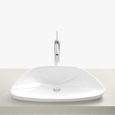 Ronbow Ceramic Specialty Vessel Bathroom Sink Sink Bathroom