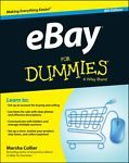 NEW 2014 eBay for Dummies 8th Edition Signed by Author Marsha Collier Sell Buy #ebay #books