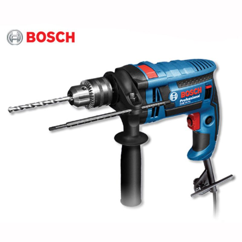 Bosch Bosch Gsb 1600 Re Single Speed Impact Percussion Drill Carton Box New Woodworking Power Tools Woodworking Tips Woodworking For Kids
