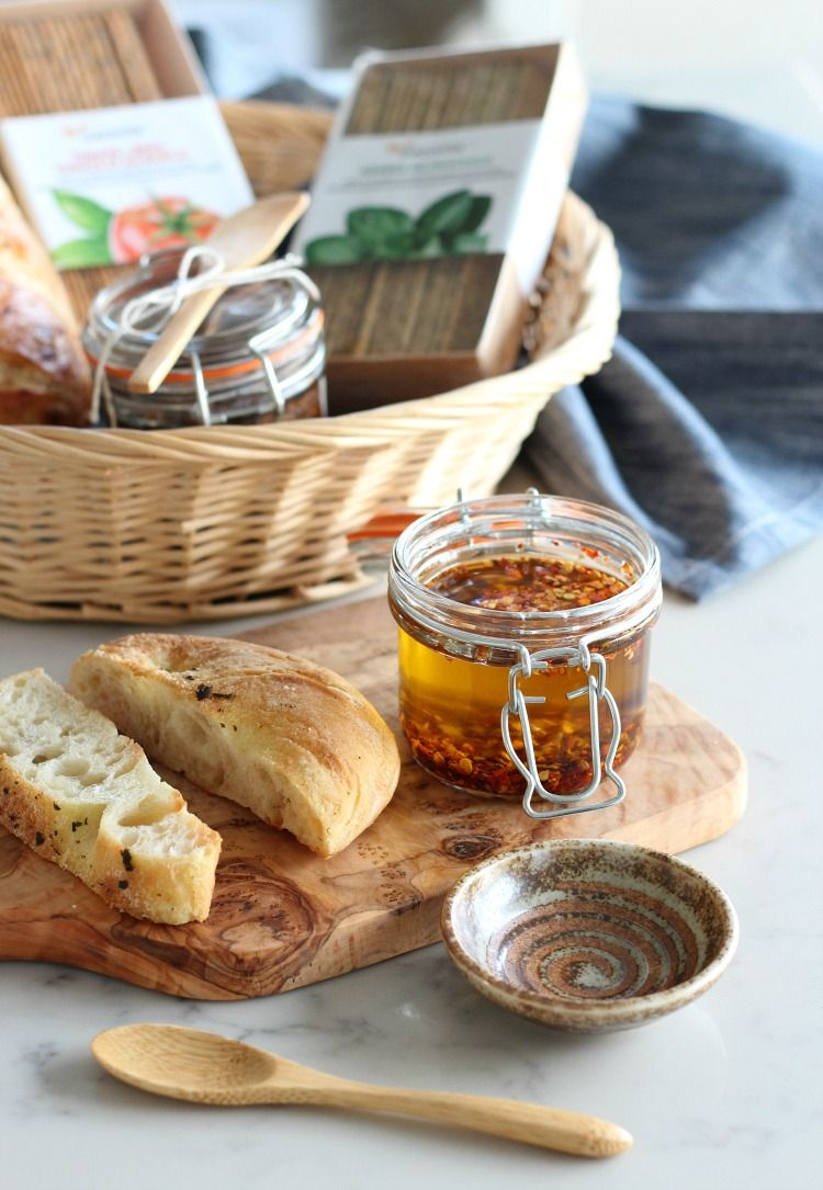 Chili Garlic Olive Oil #oliveoils