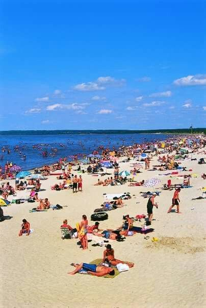 Grand Beach Manitoba Canada