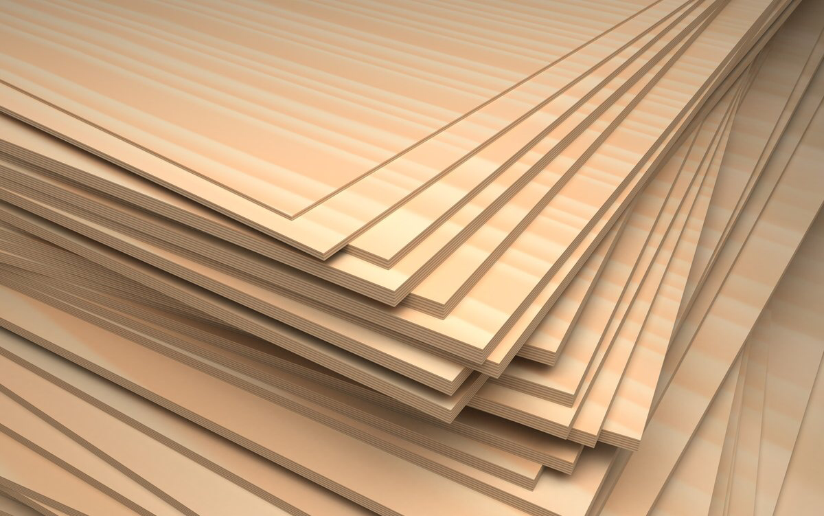 Aircraft Grade Finnish Birch Plywood Woodworking Materials Types Of Plywood Wood