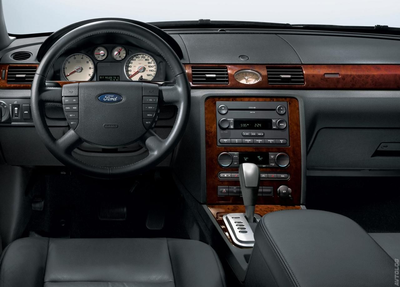 2017 Ford Fusion получил двигатель V6 EcoBoost, один из
