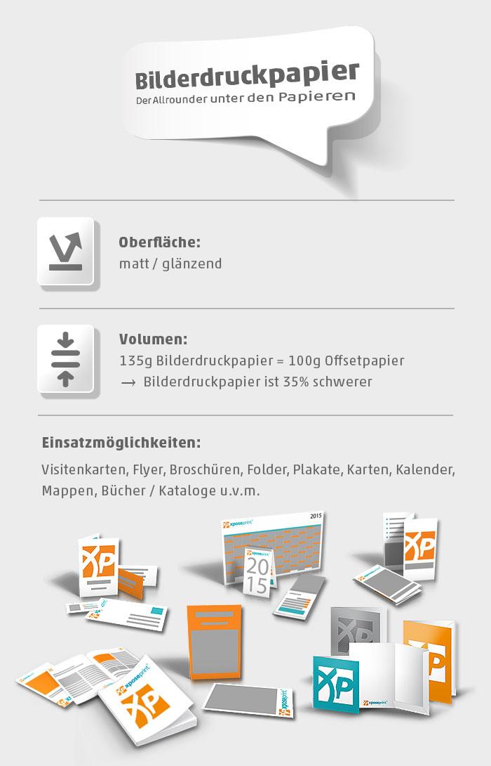 Bilderdruckpapier Auch Kunstdruckpapier Genannt Ist Der